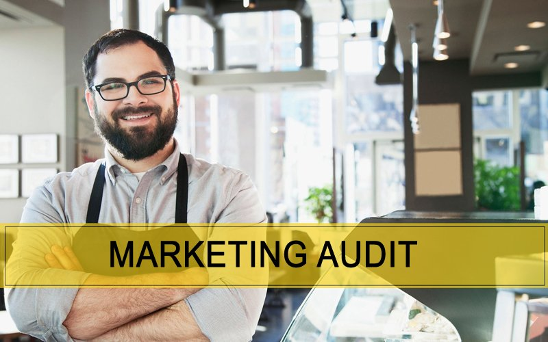 Online Marketing Audit