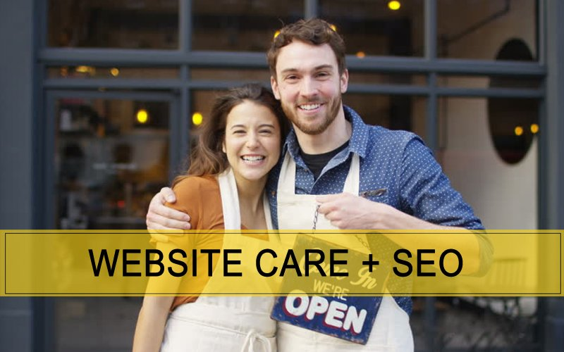 Website Maintenance + SEO