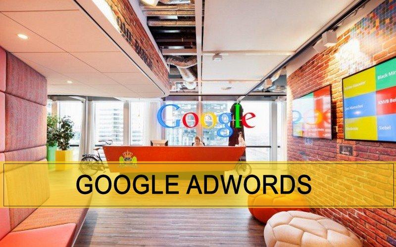 Google AdWords Marketing Campaign