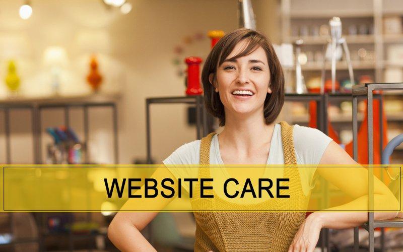 Website Maintenance - Website Management